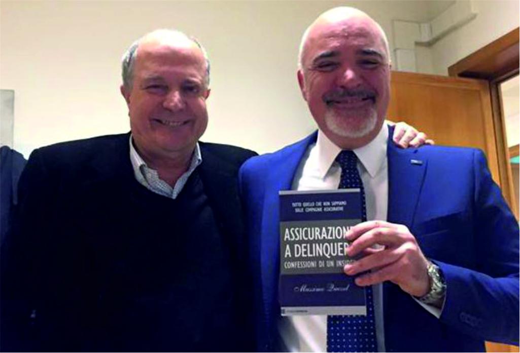Con Rosario Trefiletti