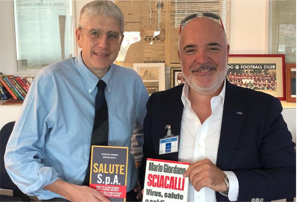 Con Mario Giordano